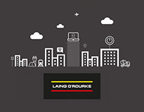 Laing O'Rourke | 2D Animation