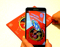 Augmented Reality for Children's Book