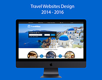 Travel, Booking, Ticketing Web Design & Front-End