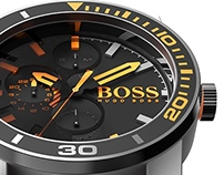 Hugo Boss (Boss Orange) Watch Design