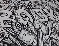Doodle Book - Wilmai