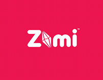 Zomi Photo Studio Branding