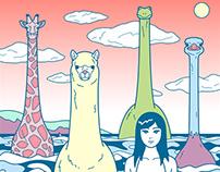 Animals & Sea