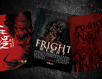 Fright Night Event Collateral