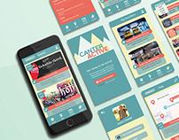 CanterActive prototype - ux design
