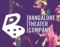 Bangalore Theater Company- logo design