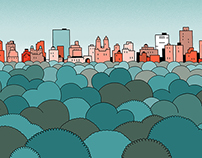 The New Yorker - Web banners