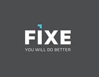 Refactoring FIXE