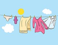 Eco Femme Cloth Pads