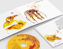 CHIMPANZÉ CLUBE TRIO - album cover and promotional