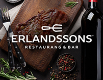 Erlandssons Restaurant & Bar, Gävle