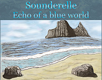 Sounderelle echo of a blue world - Ambient music 2020