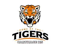 carthage tigers logo