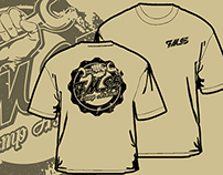 Tshirt Design for FMS5
