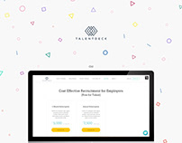 Talent Deck - Pricing Page