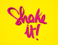 Shake it! - Booty Camp