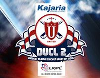 DUCL 2018 Branding