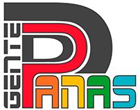 LOGO Programa Radial @GenteDpanas de DpanasRadio.com