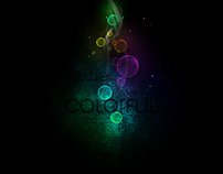 colorful website