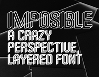 Imposible (Free Font)