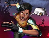 Diseño de personaje para videojuego/Character design