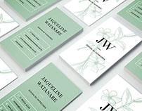 JAQUELINE / Interior design