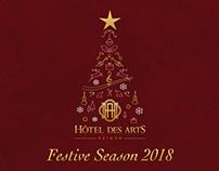 Brochure | Festive 2018