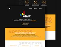 Wilap - Website