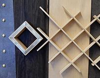 Planche Matériaux / Dorian Pissotte