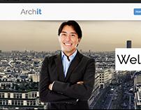 Archit - Architecture Theme