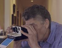 Captured Memories - Polaroid Ad