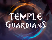 Temple Guardian: UI and Art Direction