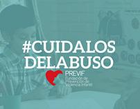 PREVIF // #CUIDALOSDELABUSO