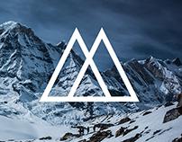 Ascent Snowboard Co. | Logo, Branding & Identity