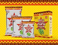 Fufu Flour - Harina de Plátano