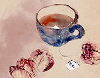 Still-life illustrations