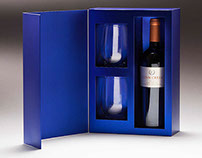 Exclusive Wine Gift Packaging