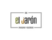 """Branding """"El Jarón"""""""