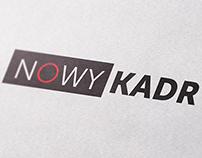 NOWY KADR - logotyp + wizytówka