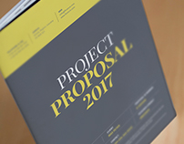 37 Page Full Proposal Package A4 / US Letter