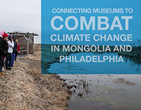 [Video] Climate Change in Mongolia & Philly