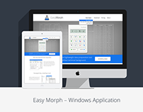 Easy Morph – Windows Application