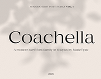 MADE Coachella | Font