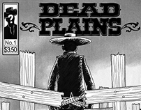 DEAD PLAINS comic for Comedy Central pilot