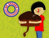 Mr. Brownie | Dia dos Pais