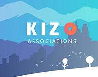 KIZO charity app