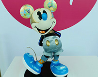 Mickey Mouse Customized