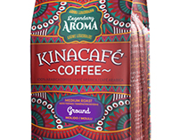 Kinacafe Coffee Packaging