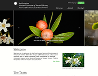 Smithsonian National Ethnobotanical Herbarium Online