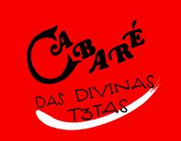 BRAND VISUAL IDENTITY | CABARÉ DAS DIVINAS TETAS